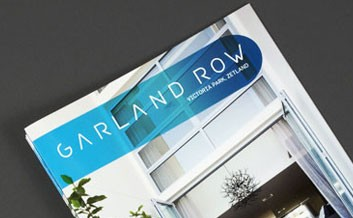 Garland Row Brochure