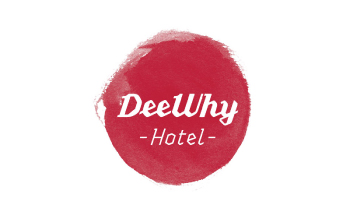 Dee Why Hotel Identity