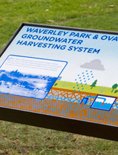 Waverley Water Harvesting
